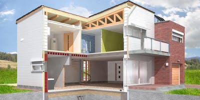 Residential Design for Quality Installation and Light Commercial HVAC Design (Arlington, VA) April 23-26, 2019