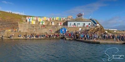 Bude Sea Pool Junior Team Swim Challenge 2019
