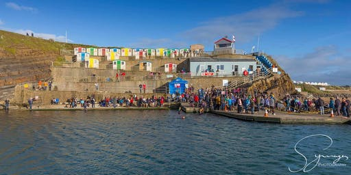Bude Sea Pool Junior Team Swim Challenge 2019