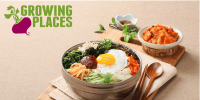 The Global Table Part 1: Korean Cuisine