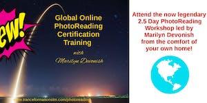 PhotoReading Online Certification Training