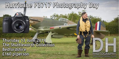 Hurricane P3717 Photography Day at The Shuttleworth Collection
