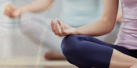 Nuovi Corsi di Yoga e Meditazione - Iscrizioni Aperte !!! biglietti