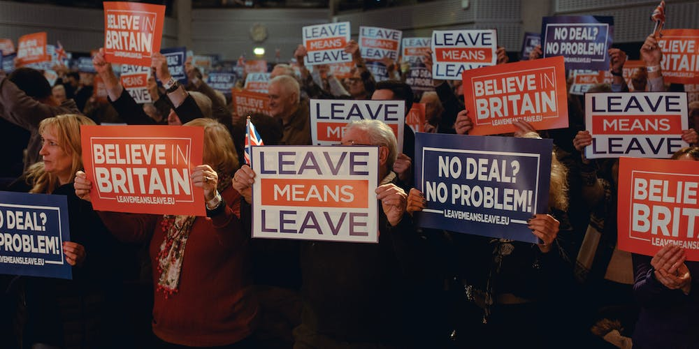 Brexit: Let's Go WTO