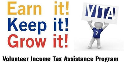 Tax Drop-Off Process