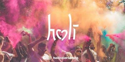Holi Colors Festival Bonn 2019 - Colorful is beautiful