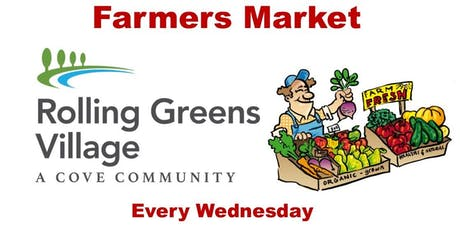 Rolling Greens Farmers Market tickets