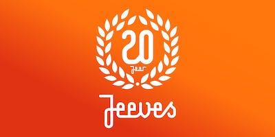 20-jarig jubileum Jeeves