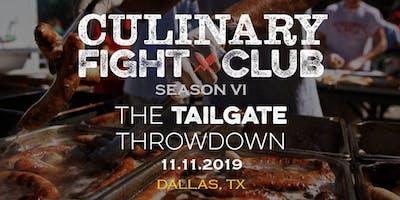 Culinary Fight Club - DALLAS: The Tailgate Throwdown