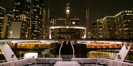 2020 Chicago 10yr Anniversary New Years Eve (NYE) Yacht Party tickets