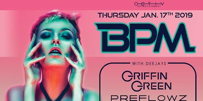 OCTIV BPM Thursdays at Bubble Room Scottsdale 1.17