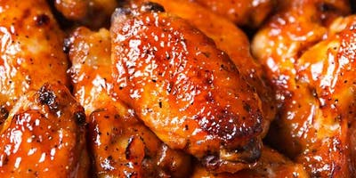 Chicken Wing Cookoff - Columbia