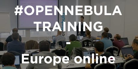 OpenNebula Introductory Tutorial, EU Online, September 2019 tickets