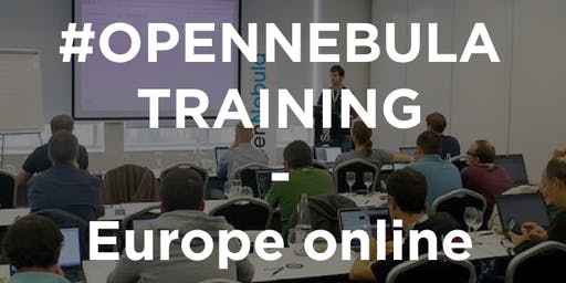 OpenNebula Introductory Tutorial, EU Online, September 2019
