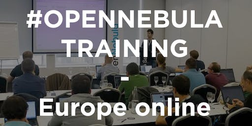 OpenNebula Introductory Tutorial, EU Online, December 2019