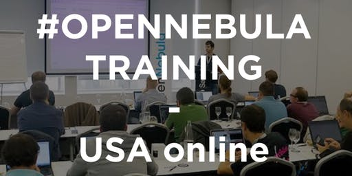 OpenNebula Introductory Tutorial, US Online, December 2019