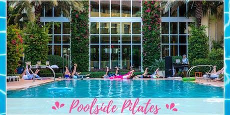 Poolside Pilates at Hilton West Palm Beach tickets
