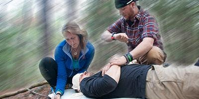 SOLO First Aid (Satisfies Level 3 First Aid Requirement) - Triad Saturday 1/26