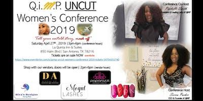Q.i.M.P. UNCUT Women's Conference 2019
