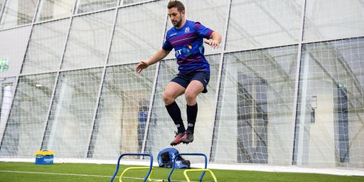 World Rugby Level 1: Strength & Conditioning - Stirling County RFC
