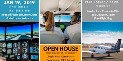 AeroGuard Flight Training Open House - AZ