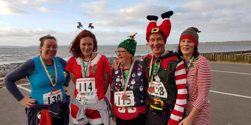 Lepe Christmas Sweater Run 5 km
