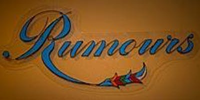 Rumours Luncheon Friday Feb. 1, 2019