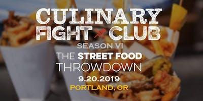 Culinary Fight Club - PORTLAND: Street Food Showdown