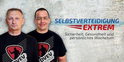 Selbstverteidigung Extrem - Solovev Defense - Berlin im Juni 2019