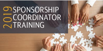 Sponsorship Coordinator Training 2019 Dates