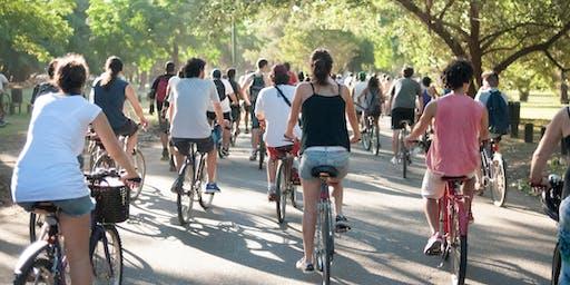 Casco Histórico de Buenos Aires - Una vuelta en bici