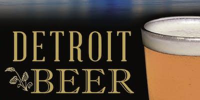 Detroit Beer Book History Talk - Detroit Shipping Company