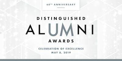 Distinguished Alumni Awards Celebration of Excellence