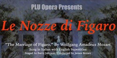 PLU Opera: Le Nozze di Figaro