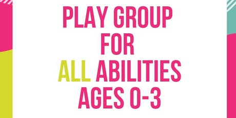 Play Group for All Abilities tickets