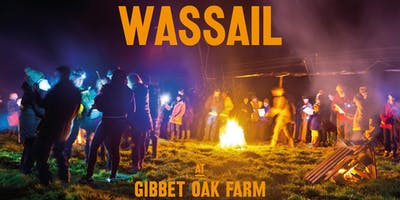 Wassailing the Orchards - Gibbet Oak Farm, Tenterden