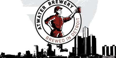 Detroit Spartans Beer Tasting at Atwater Brewery 5th Annual