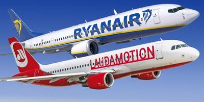 Ryanair and Laudamotion Berlin Roadshow