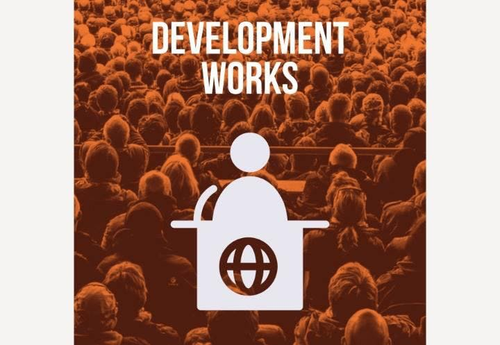 Development Works: January Speaker
