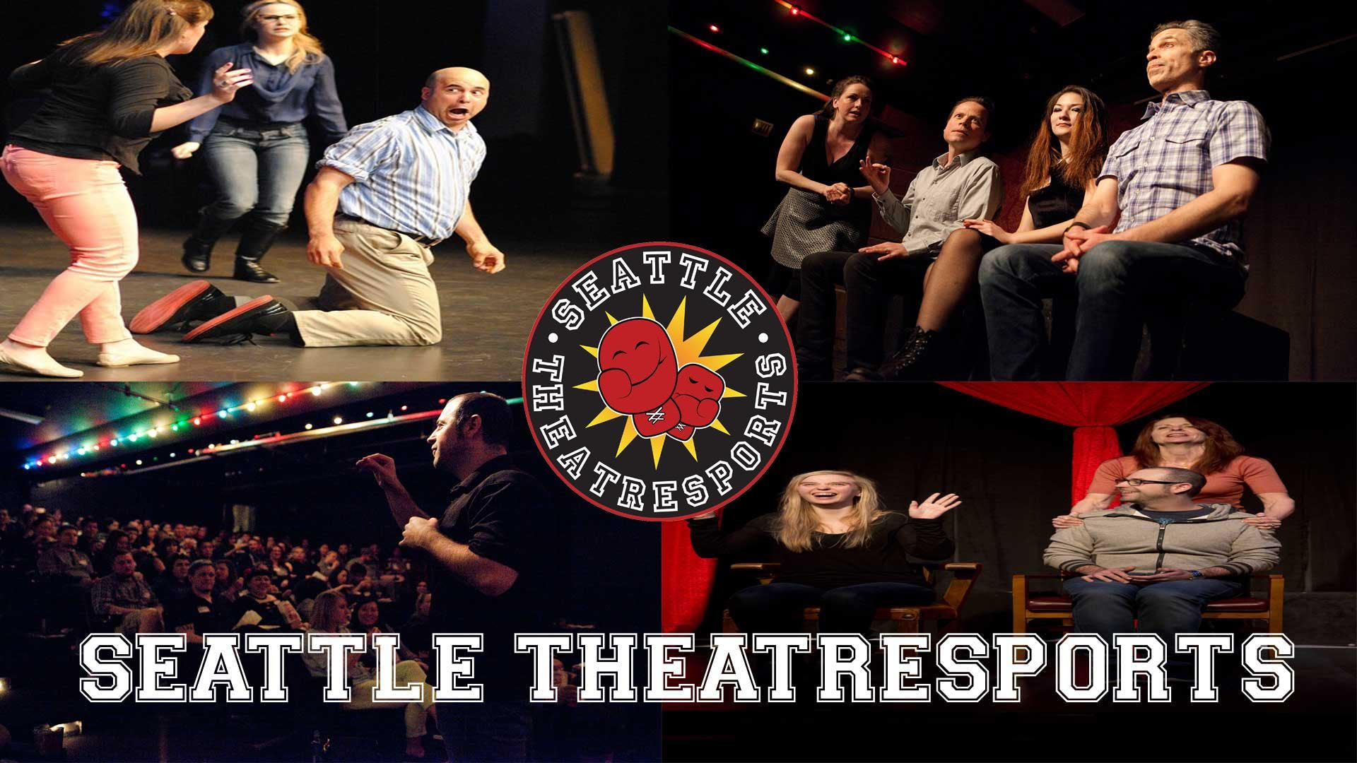 Theatresports Improv Comedy