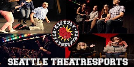 Theatresports Improv Comedy POSTPONED UNTIL 5/8 tickets