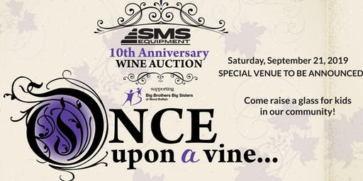 10th Annual SMS Equipment Wine Auction