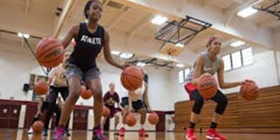 Girls High School Basketball Skills Training/Open Gym - FREE
