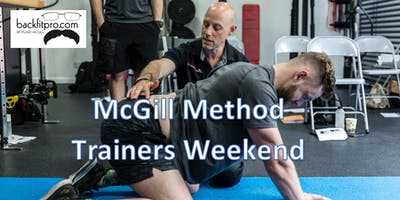 McGill Method Trainers Weekend Los Angeles
