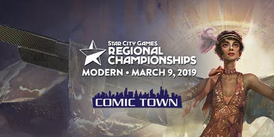 Star City Games Regional Championships – Columbus, OH – Comic Town