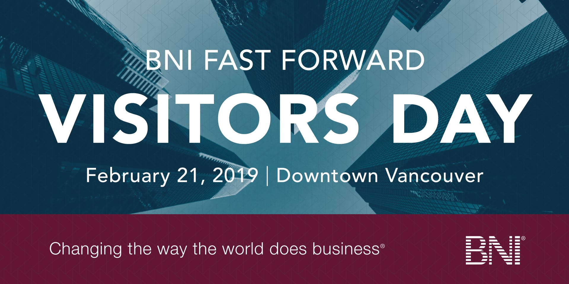 Business Networking in Vancouver - Visitor's
