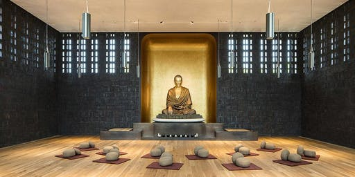 Midweek 'Going Deeper' retreat at Vajrasana, Suffolk