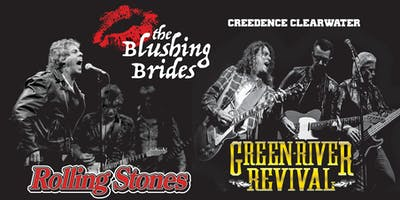 CCR & Rolling Stones Tribute Concert