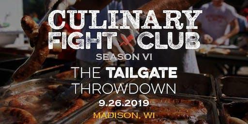 Culinary Fight Club - WISCONSIN: The Tailgate Throwdown