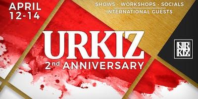 URKIZ 2nd Anniversary